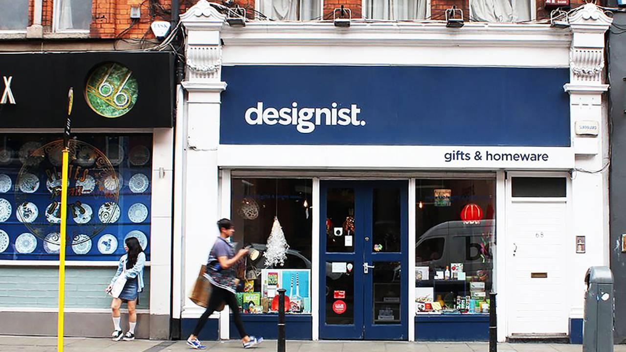 Designist shop street view
