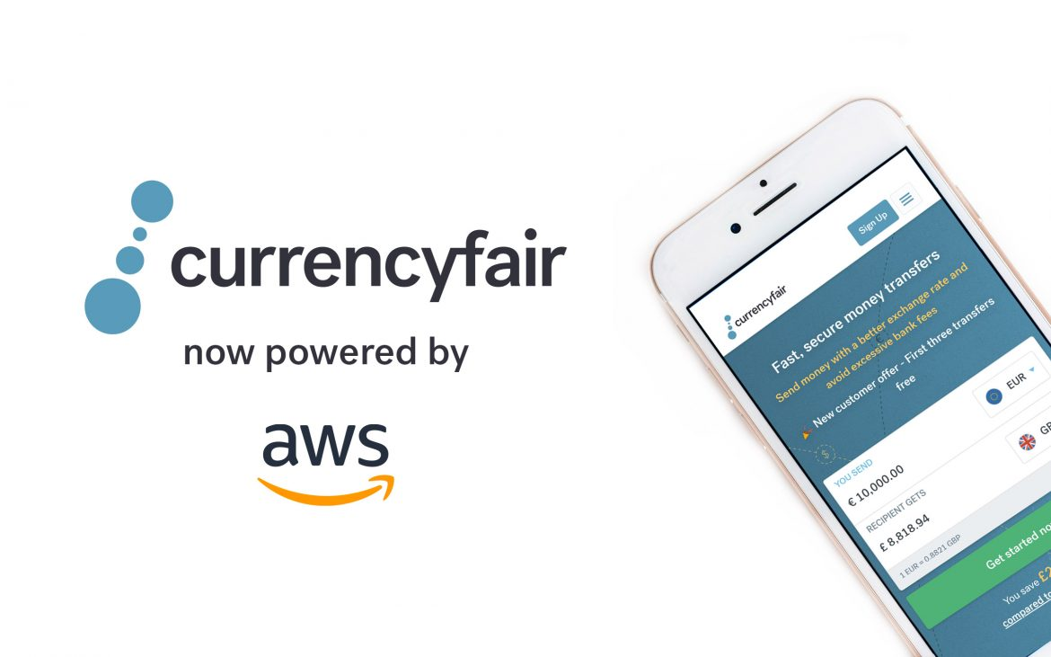 CurrencyFair moves to the AWS Cloud with Version 1