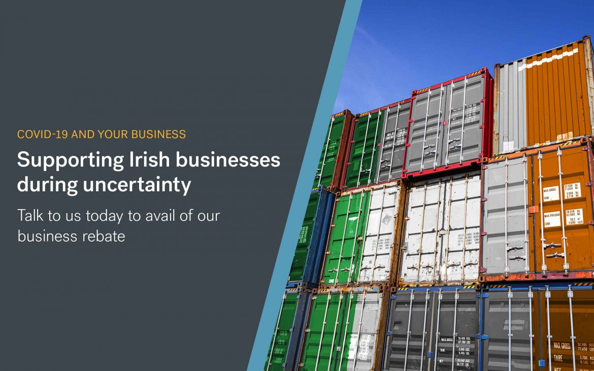 How we're supporting Irish businesses during COVID-19 uncertainty