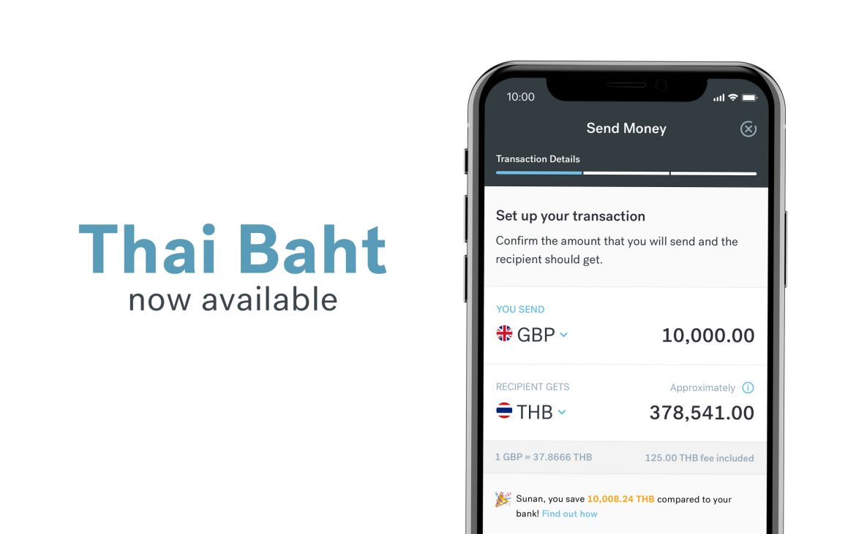 'Sawasdee' to the Thai Baht | CurrencyFair