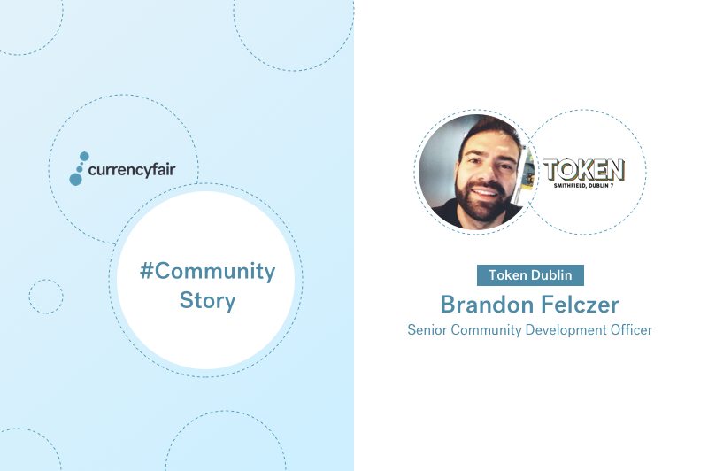 #CommunityStory: Interview with Brandon Felczer from Token.
