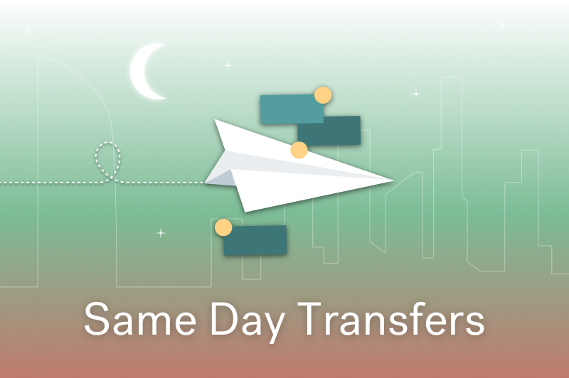 Introducing: Same-Day AED Transfers