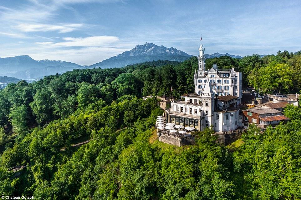 Chateau-Gutsch