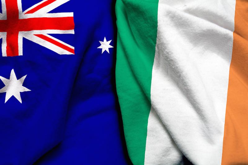 The best way to send money between Ireland and Australia