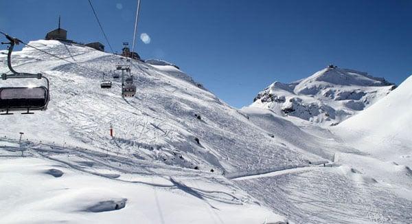 Jungfrau-Ski-Region