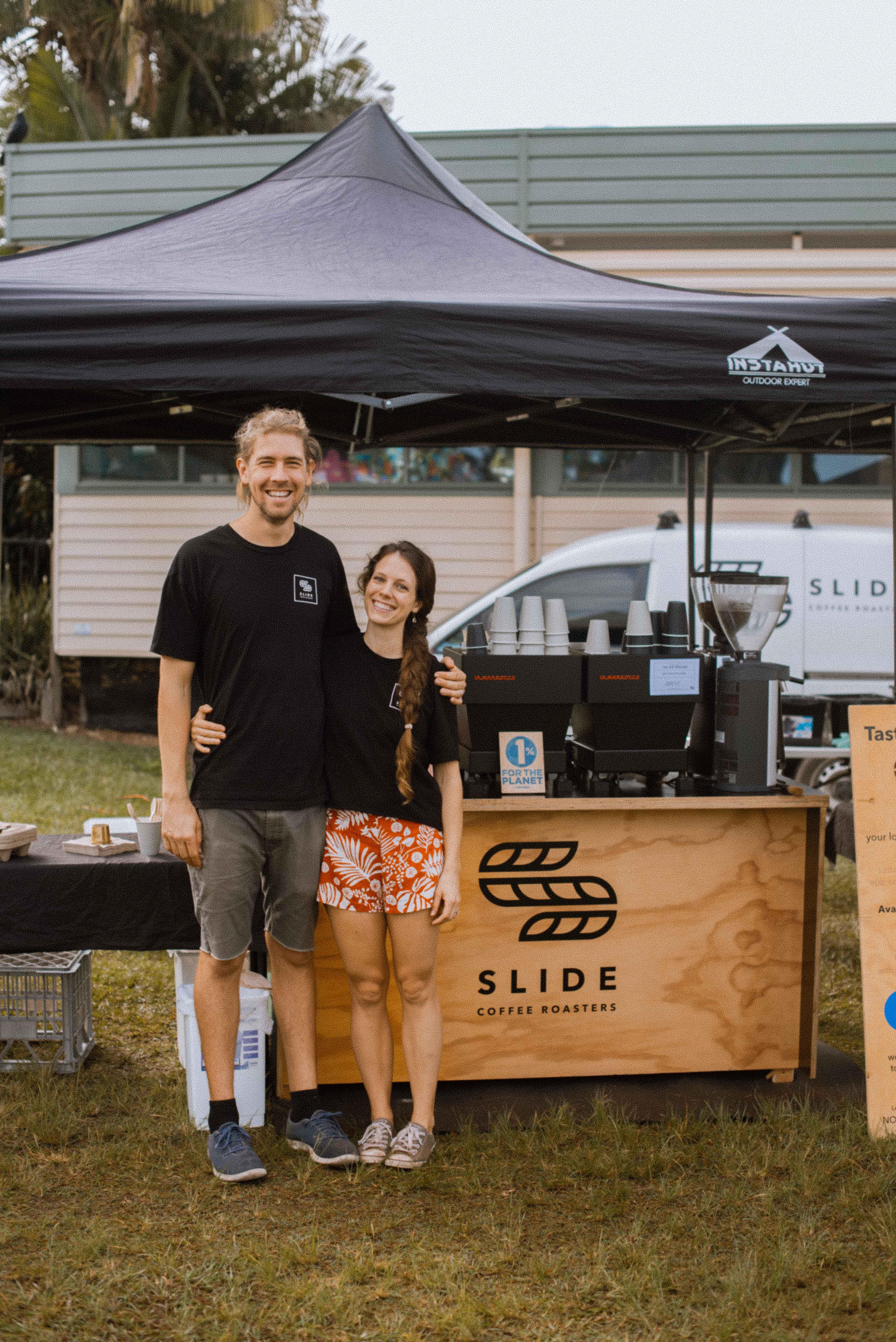 Slide coffee roasters owners