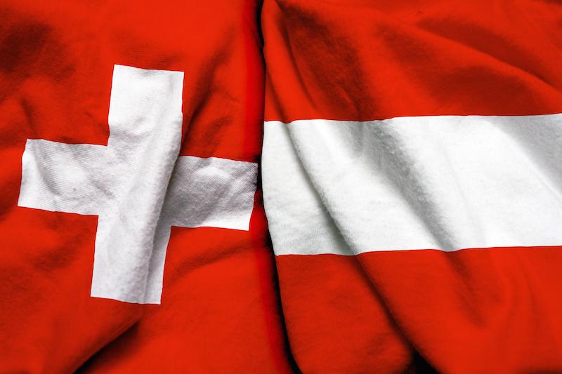 The best way to send money between Switzerland and Austria