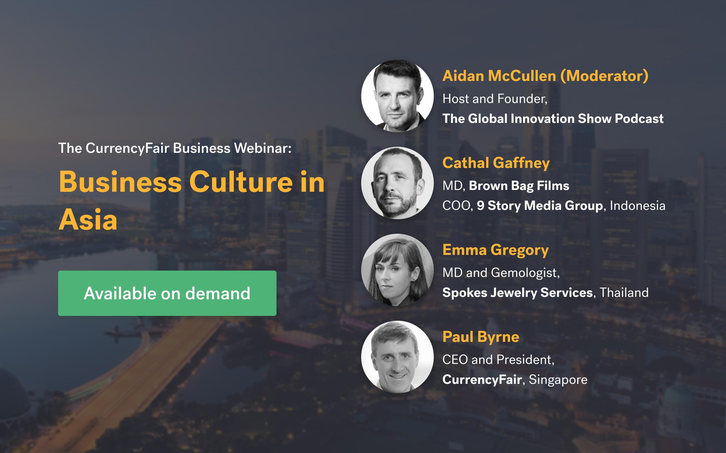 Business Culture in Asia webinar: available on demand now