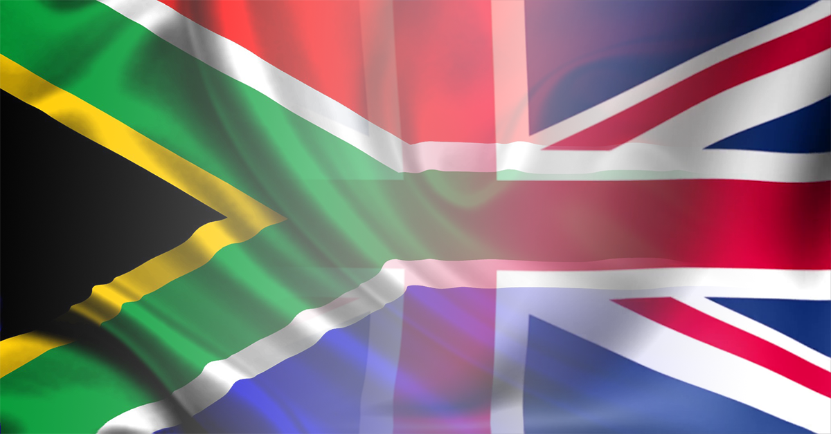 The best way to send money between South Africa and the UK