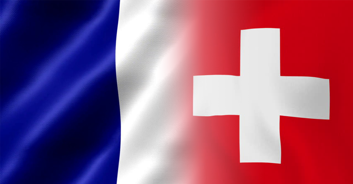 The best way to send money between Switzerland and France