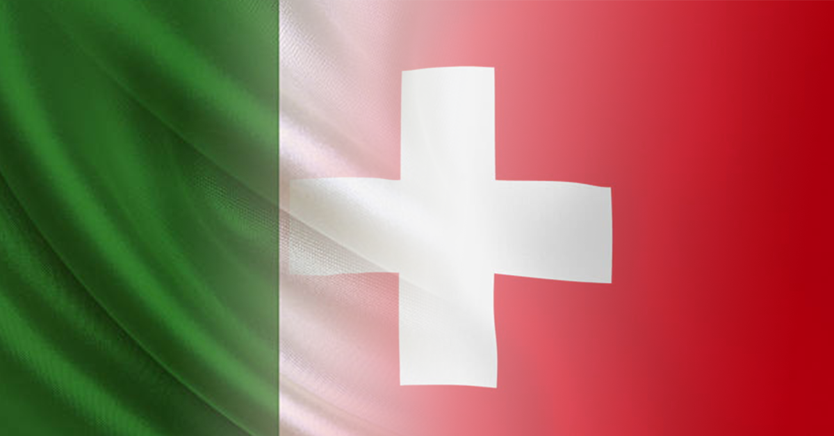 The best way to send money between Switzerland and Italy