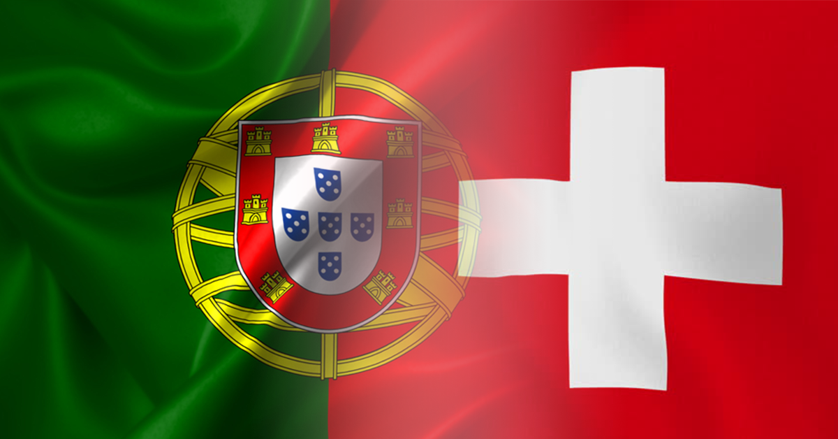 The best way to send money between Switzerland and Portugal