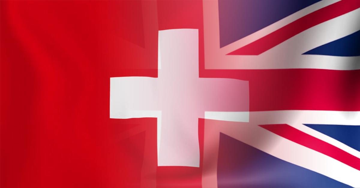 The best way to send money between Switzerland and the UK