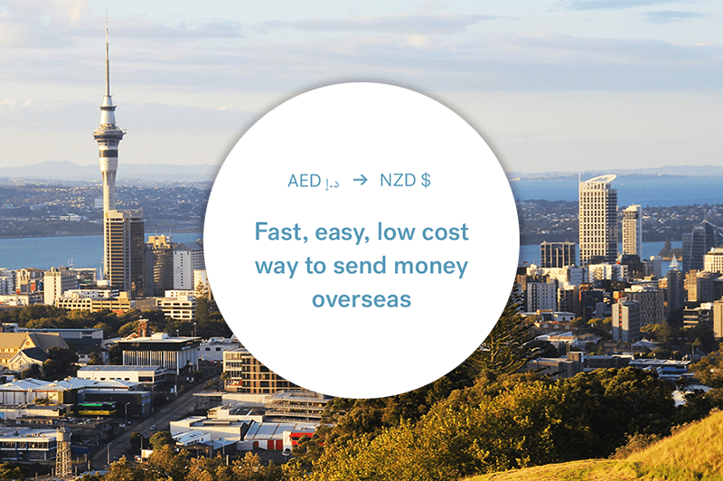 The best way to send money between the UAE and New Zealand