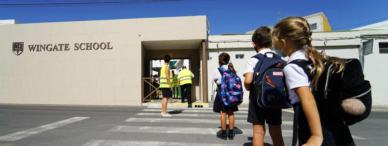 Learning to adjust and grow stronger at Tenerife's Wingate School