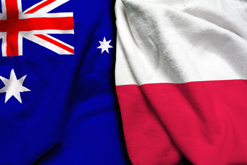 The best way to send money between Australia and Poland