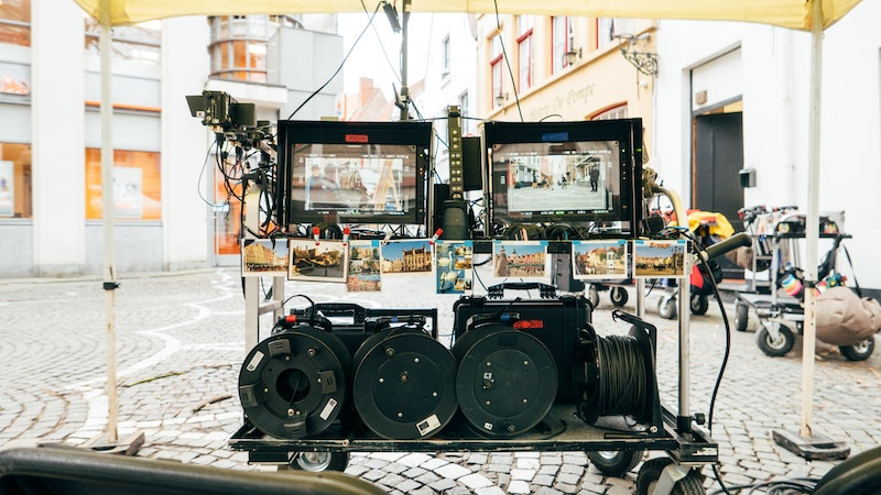 How Covid-19 fast-forwarded innovation in film & TV
