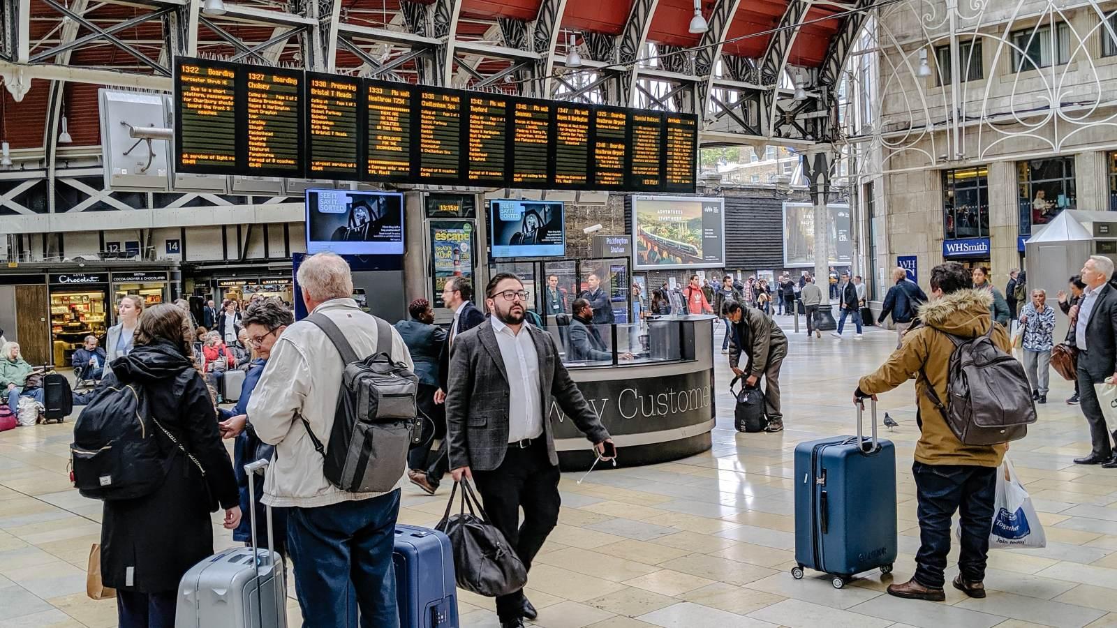 Переезд в Великобританию - краткий контрольный список
