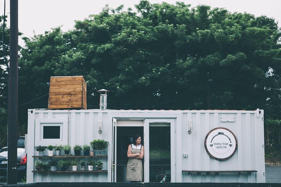 #CommunityStory: Thru the Green Drive Thru Coffee Shop